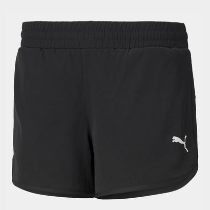 Puma Woven Shorts Ladies