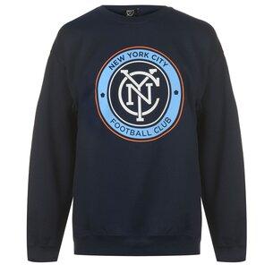 MLS Logo Crew Sweater Mens