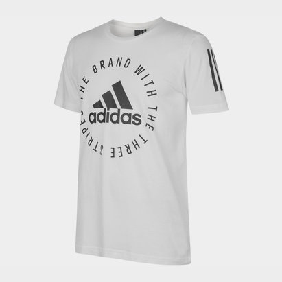 adidas Sport ID T Shirt Mens