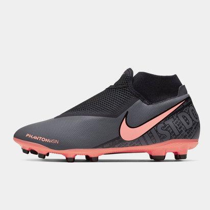 Nike Phantom Vision Academy DF Junior FG Football Boots