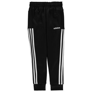 adidas 3 Stripe Track Pants Junior