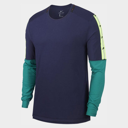 Nike WR Long Sleeve T Shirt Mens