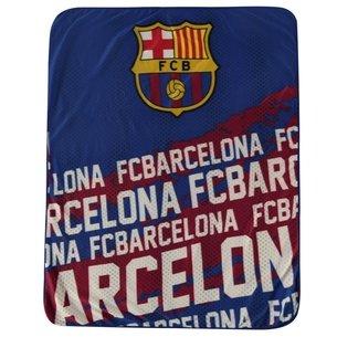 Barcelona Fleece Blanket