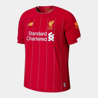 New Balance Liverpool Home Shirt 2019 2020 Junior
