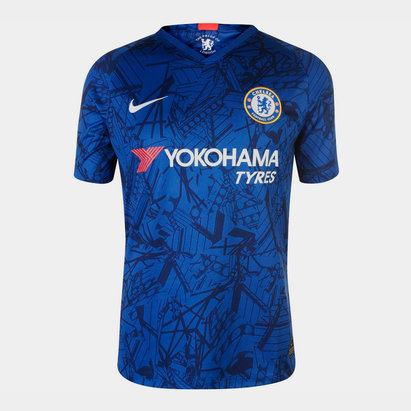 Nike Chelsea 19/20 Home S/S Football Shirt