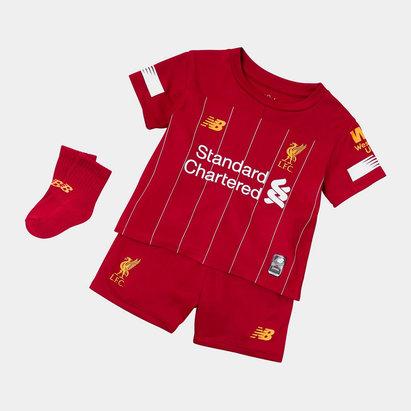 New Balance Liverpool Home Baby Kit 2019 2020