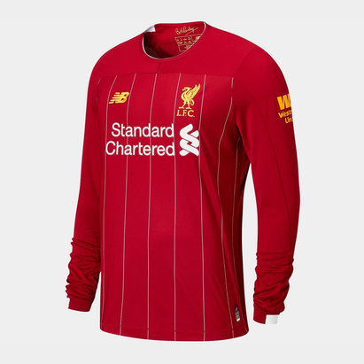 uk availability 77930 dc27a New Liverpool Kit & Shirts | Liverpool Home & Away Kit ...