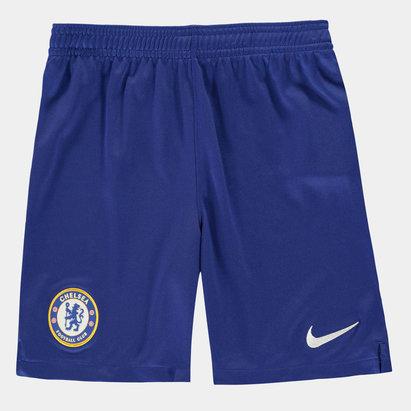 Nike Chelsea 19/20 Home Kids Football Shorts