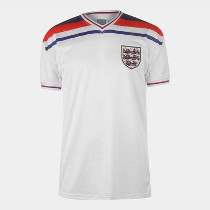 Score Draw England 82 Home Jersey Mens