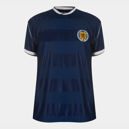 Score Draw Scotland 86 Home Jersey Mens