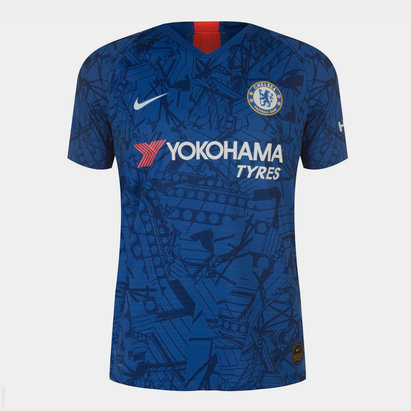Nike Chelsea 19/20 Home Vapor March S/S Football Shirt