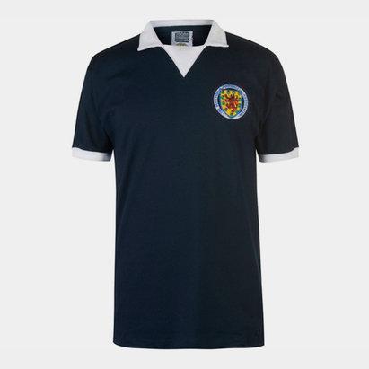 Score Draw Scotland 74 Jersey Mens