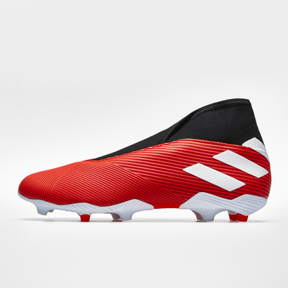 adidas Nemeziz 19.3 Laceless Mens FG Football Boots