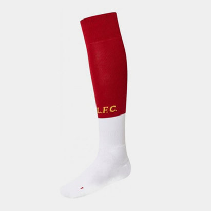 New Balance Liverpool Home Socks 19/20