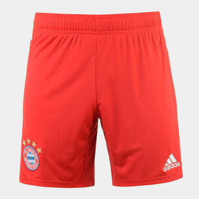 adidas FC Bayern Munich 19/20 Home Football Shorts