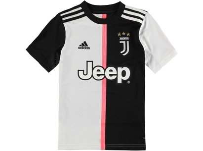 adidas Juventus Home Shirt 2019 2020 Junior - DUPLICATE