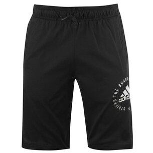 adidas ID Logo Shorts Mens