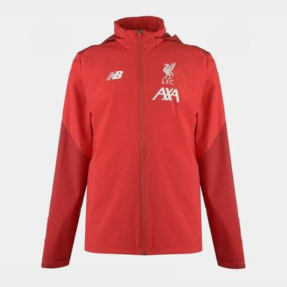 New Balance Liverpool Storm Jacket 2019 2020 Mens
