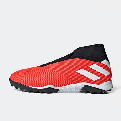 adidas Nemeziz 19.3 Laceless Mens Astro Turf Trainers