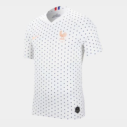 Nike France Womens World Cup 2019 Away Shirt Ladies