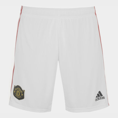 adidas Manchester United Home Shorts 2019 2020