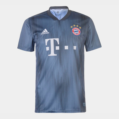 adidas Bayern Munich Third Shirt 2018 2019