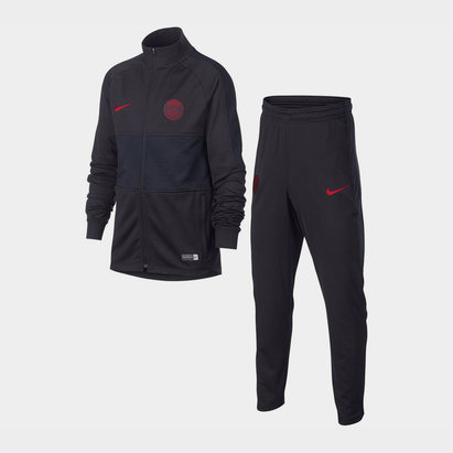 Nike Paris Saint Germain Strike Tracksuit 2019 2020 Junior