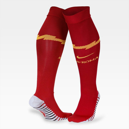 Nike AS Roma 19/20 Kids Home Football Socks