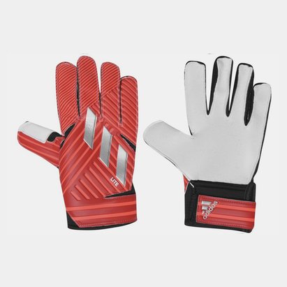 adidas Nemeziz Lite Goalkeeper Gloves Active Red/Silver