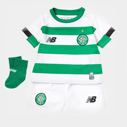 New Balance Celtic 19/20 Home Baby Football Kit