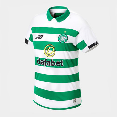 New Balance Celtic Home Shirt 2019 2020 Ladies