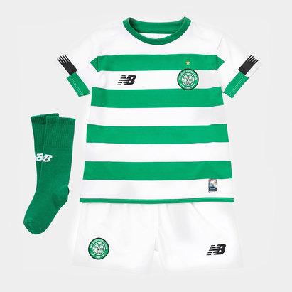 New Balance Celtic 19/20 Home Mini Kids Football Kit