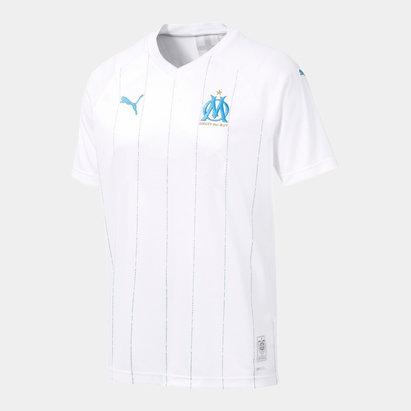 Puma Marseille Home Shirt 2019 2020