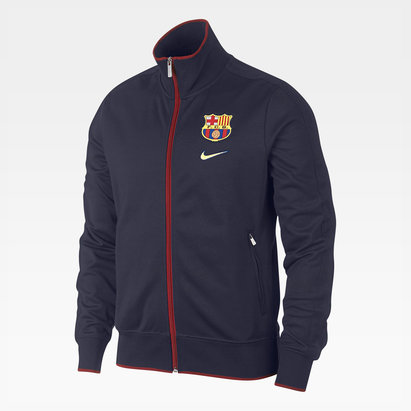 Nike FC Barcelona Classic Full Zip Football Jacket