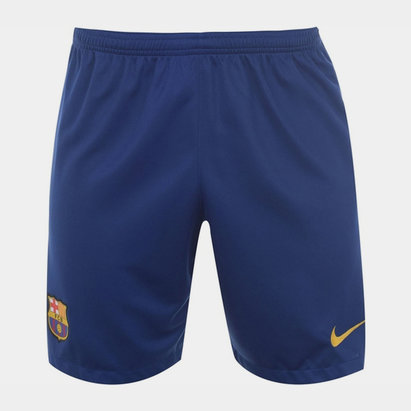 Nike Barcelona Home and Away Shorts 2019 2020