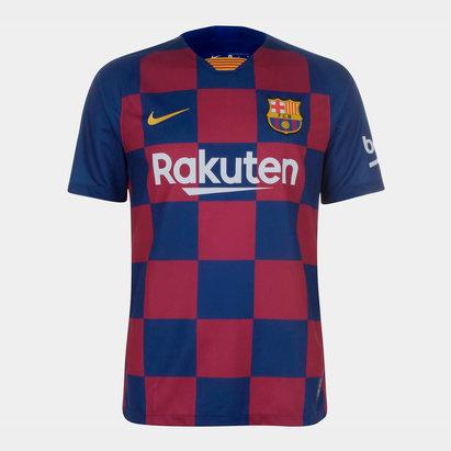 Nike FC Barcelona 19/20 Home Replica Football Shirt