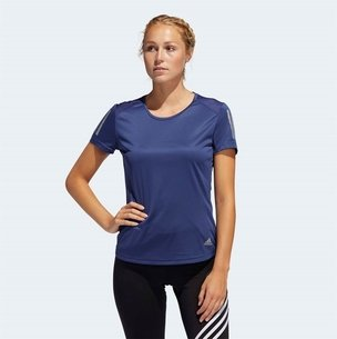 adidas Womens Climacool Own The Run T Shirt