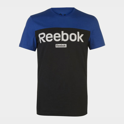 Reebok BL Short Sleeve T Shirt Mens