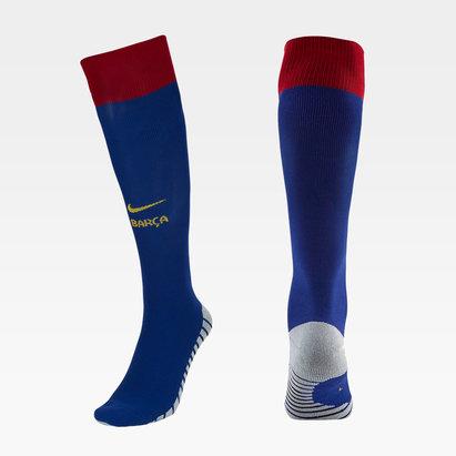 Nike FC Barcelona 19/20 Home Kids Football Socks