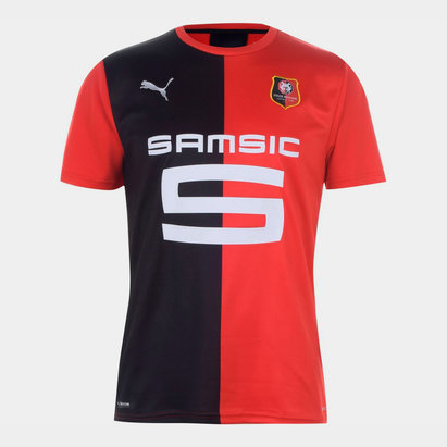 Puma Stade Rennais Home Shirt 2019 2020
