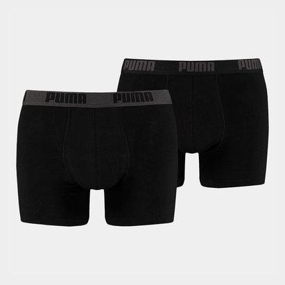 Puma Sports Lifestyle 2 Pack Boxer Set