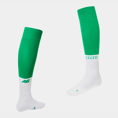 New Balance Celtic 19/20 Home Football Socks