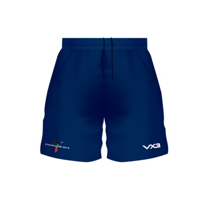 VX3 Chunky 7's Core Training Shorts