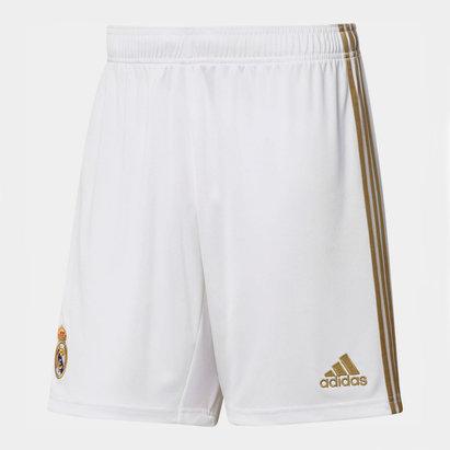 adidas Real Madrid 19/20 Home Football Shorts