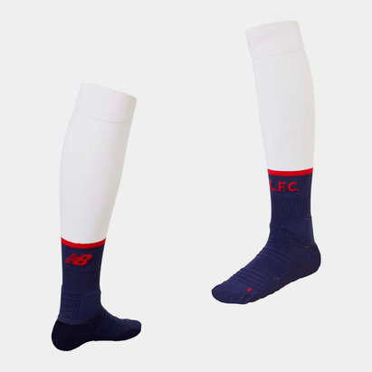 New Balance Liverpool 19/20 Away Football Socks