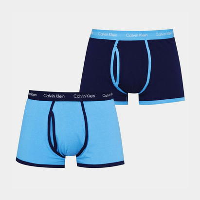 Calvin Klein 365 2 Pack Trunks Mens
