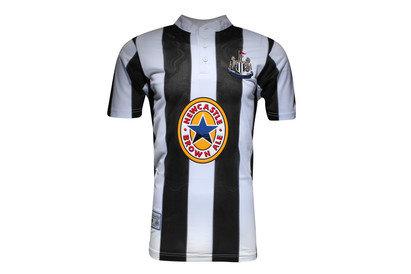 feff2f0a6d2 Score Draw Newcastle United 1996 Away Retro Football Shirt - 2018 ...