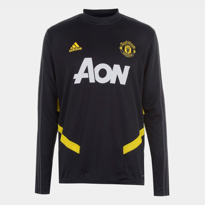 adidas Manchester United 19/20 Players Football Training Top