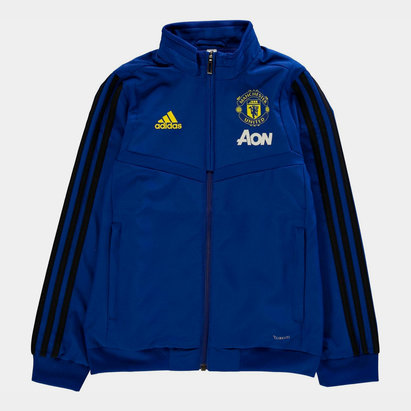 adidas Manchester United Presentation Jacket 2019 2020 Junior