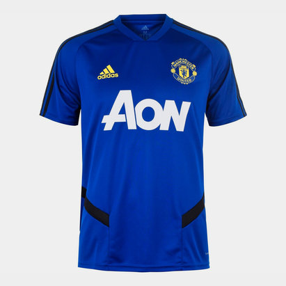 adidas Manchester United 19/20 Players Football Training Shirt